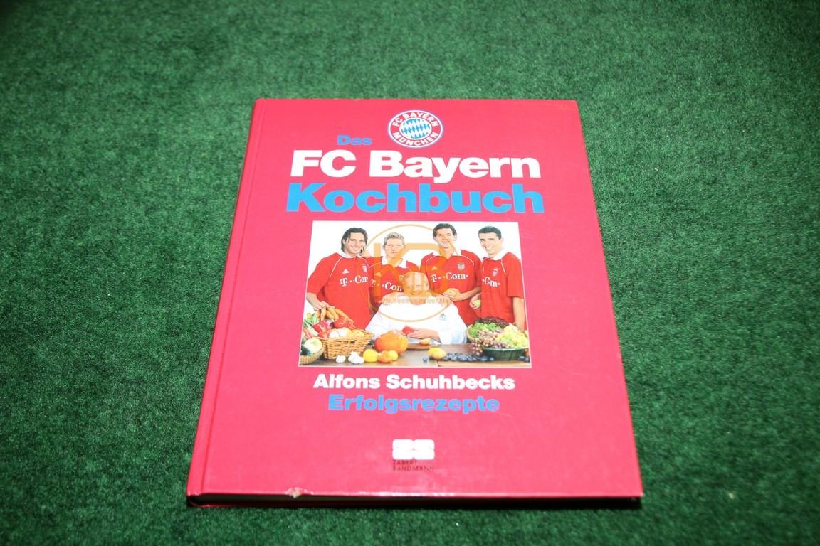 Das FC Bayern Kochbuch Alfons Schuhbecks Erfolgsrezepte