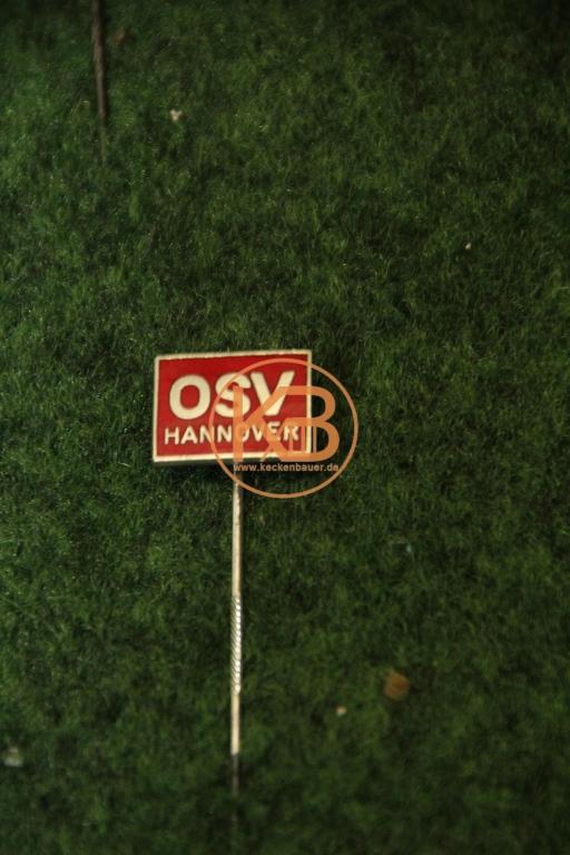 Vereinsnadel vom OSV Hannover