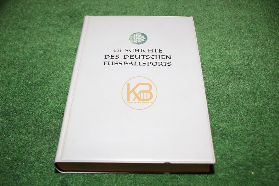 Geschichte des deutschen Fussballsports