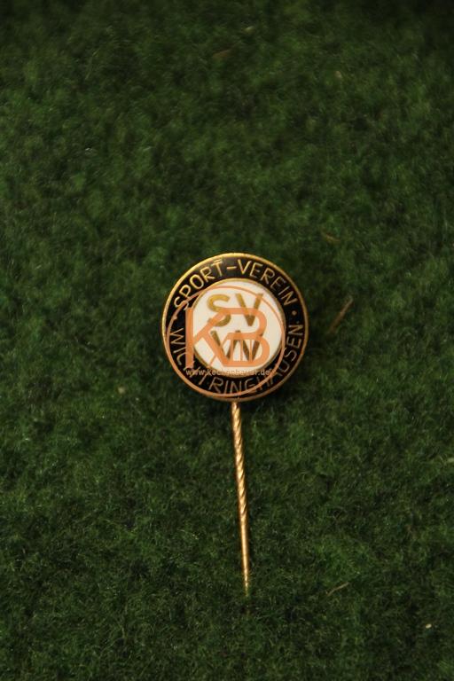 Vereinsnadel vom SV Wichtringhausen