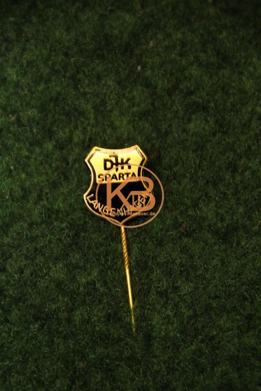 Vereinsnadel von DJK Sparta Langenhagen