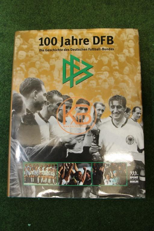 Gedenkschrift - 100 Jahre DFB - Die Geschichte des Deutschen Fußball-Bundes
