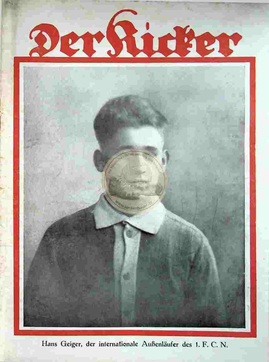 1929 Juni 11. Kicker Nr.24