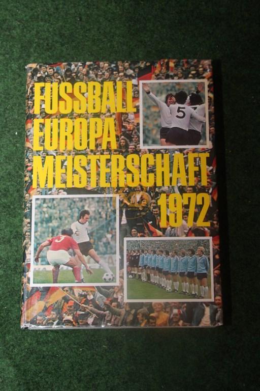 Fußball Europa Meisterschaft 1972