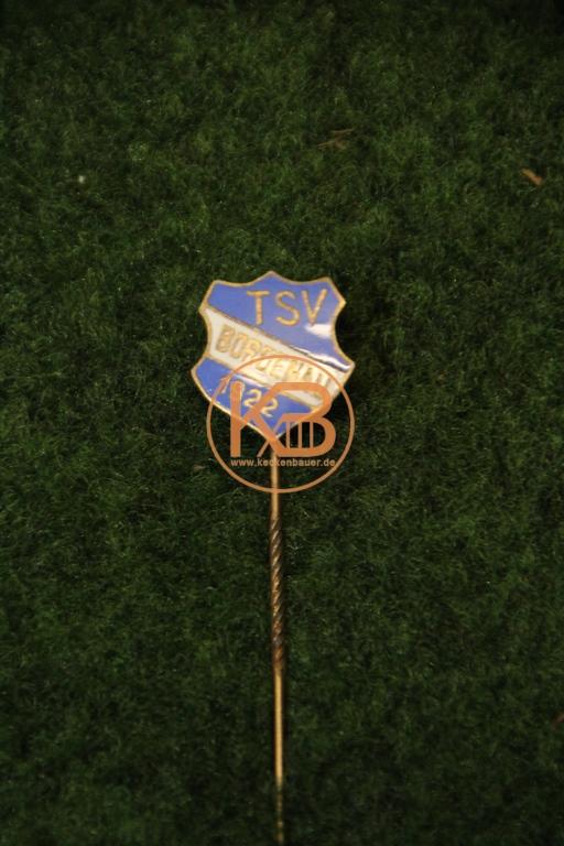 Vereinsnadel vom TSV Bordenau 1922