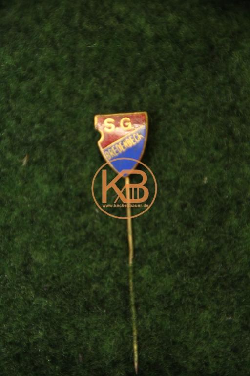 Vereinsnadel von der SG Bredenbeck