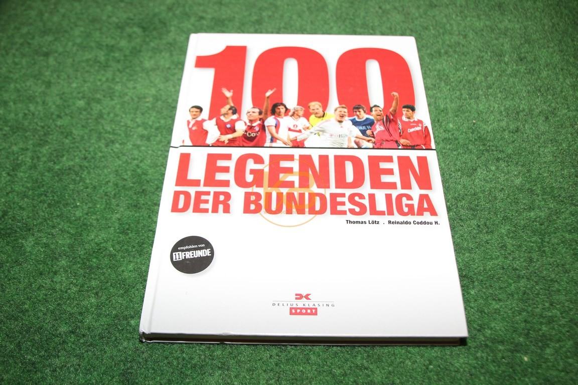 100 Legenden der Bundesliga von Thomas Lötz und Reinaldo Coddou H.