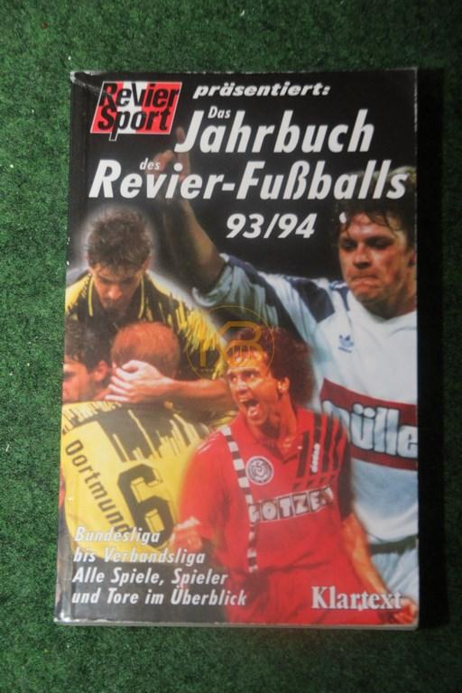 Revier Sport präsentiert Das Jahrbuch des Revier-Fußballs 93/94