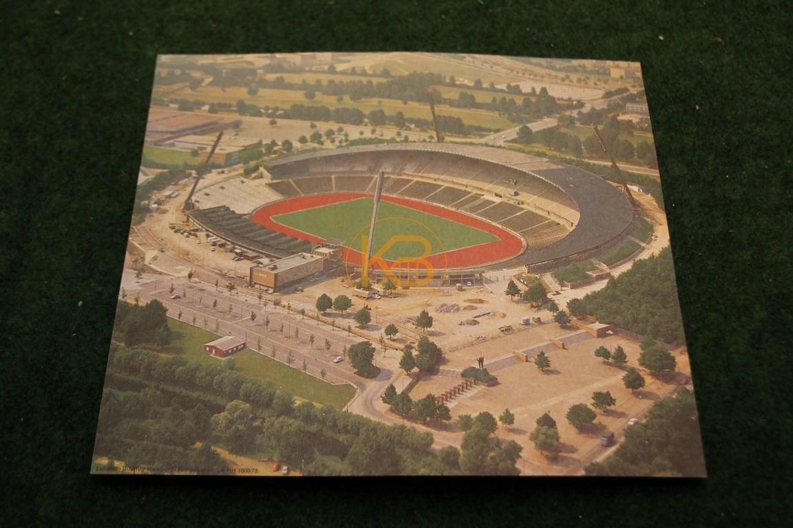 Ein altes Stadionbild vom schönen Niedersachsenstadion.