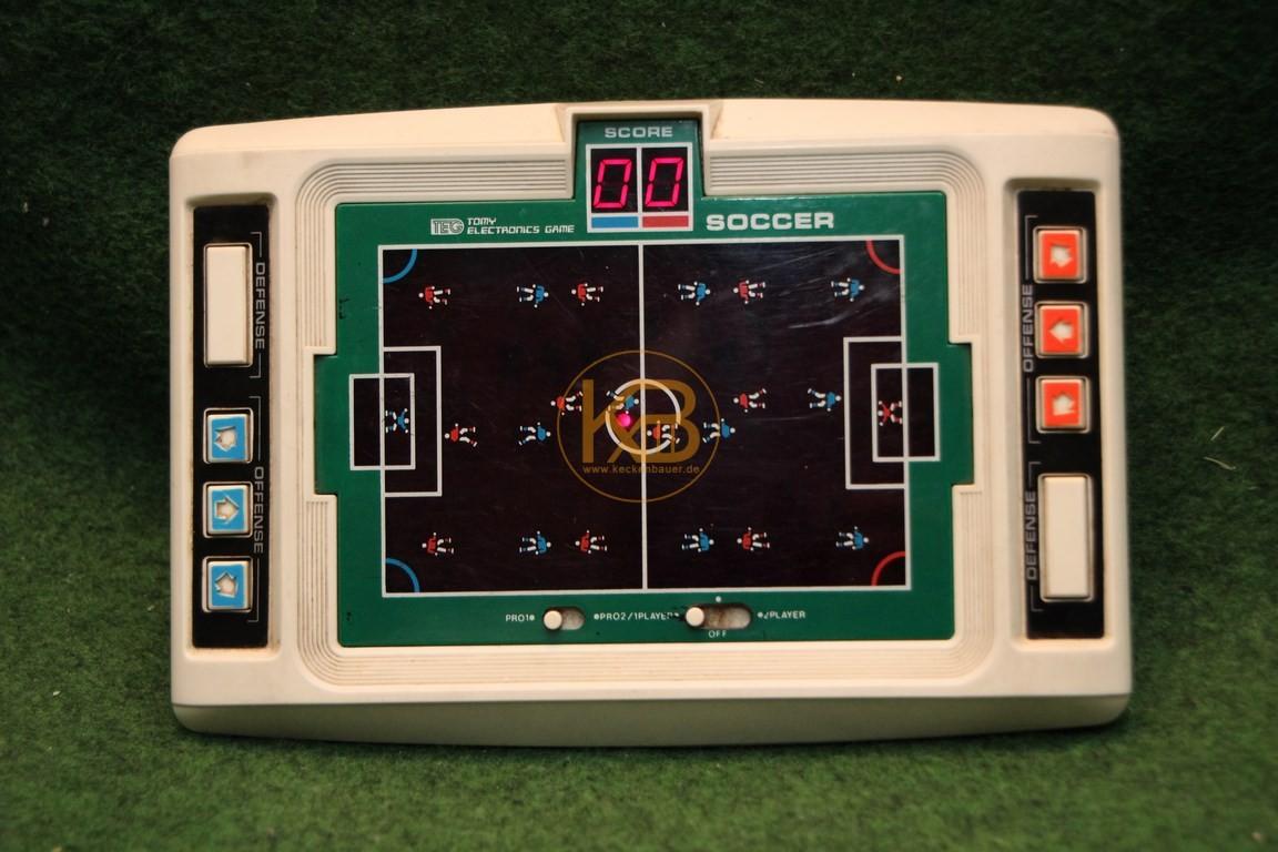 TEG Tony Electronic Game Soccer aus den 80ern