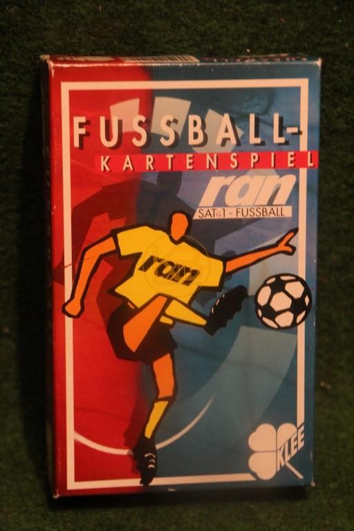 Ran Sat1 Fussball Kartenspiel