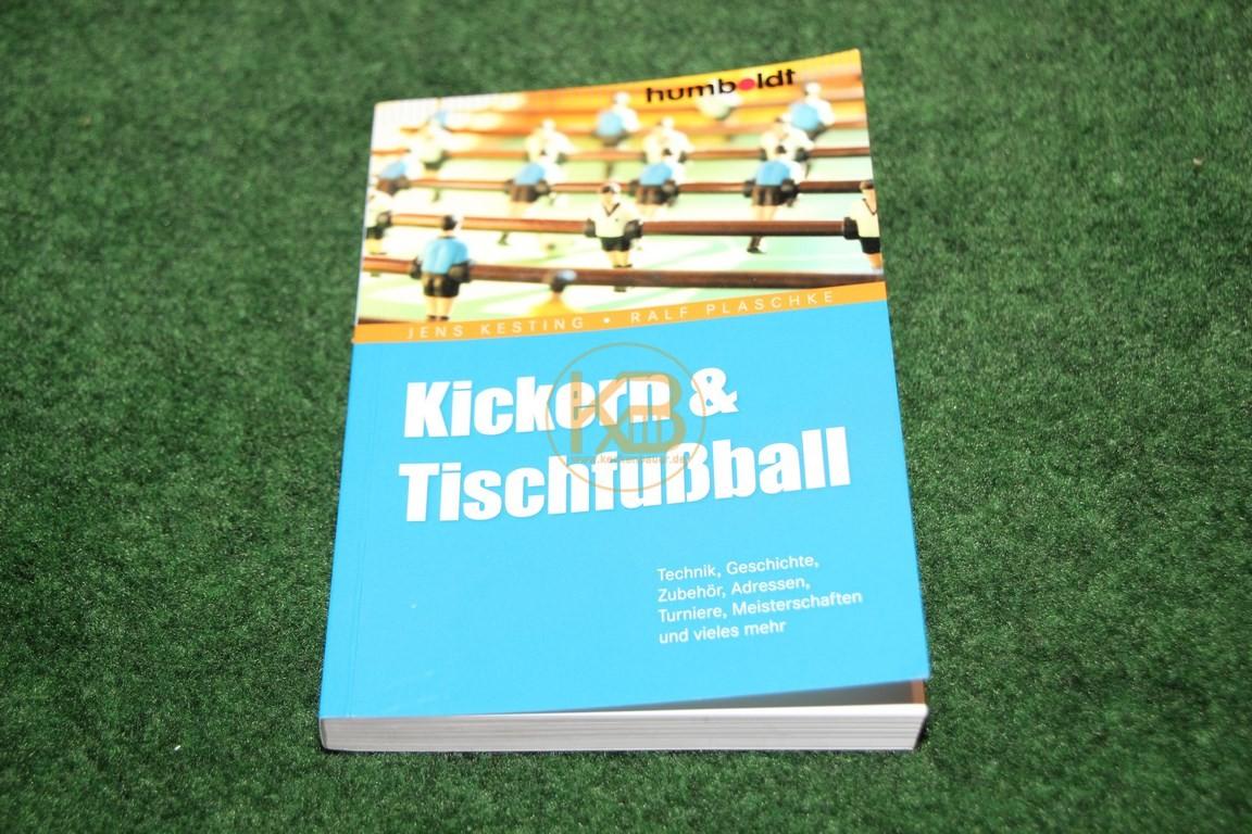 Kickern & Tischfußball vom humboldt Verlag