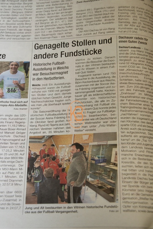 Dachauer Rundschau vom 22.11.2017