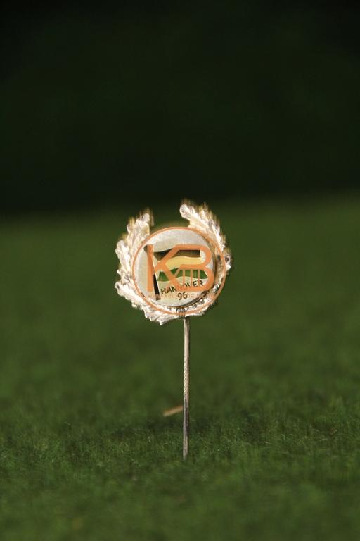 Silberne Ehrennadel von Hannover 96