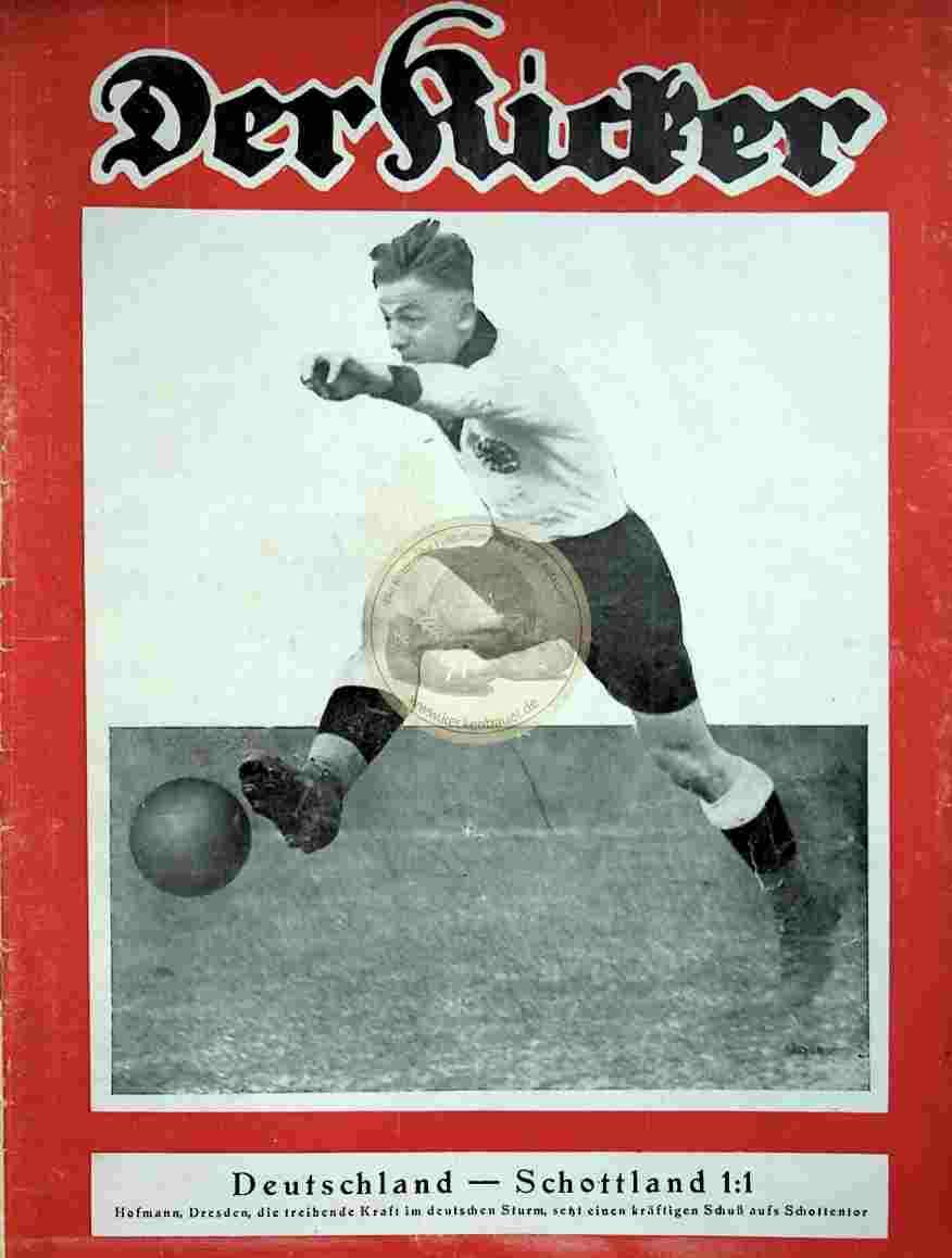 1929 Juni 04. Kicker Nr. 23