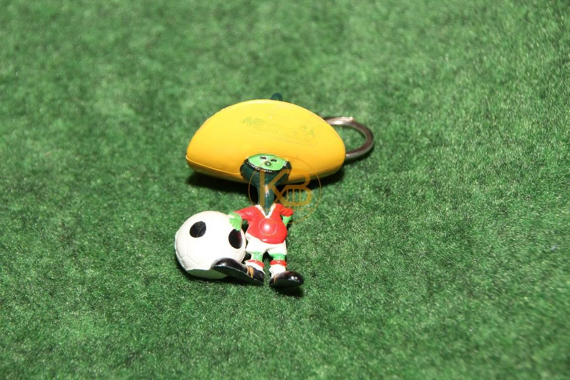 Pique von der WM 1986 in Mexiko.