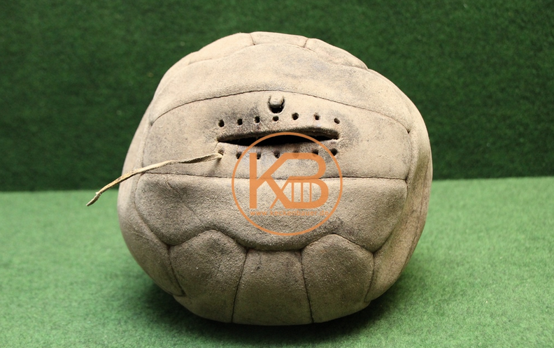 Der Ball vor der Restaurierung