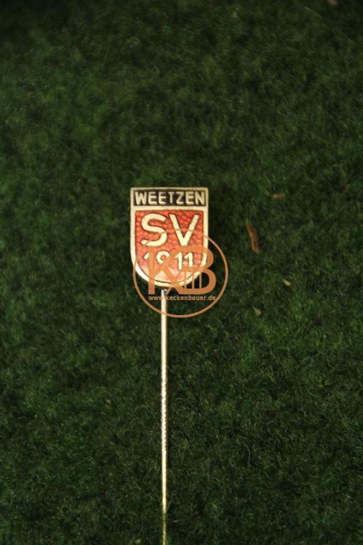 Vereinsnadel vom SV Weetzen 1911