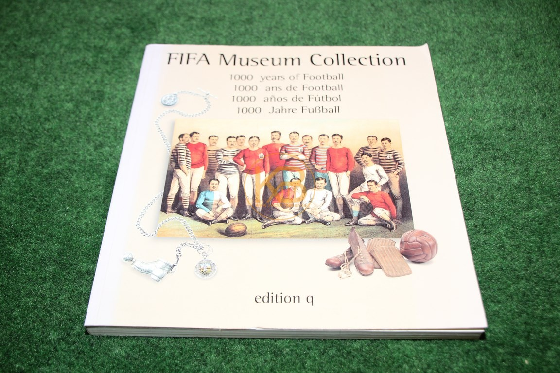 FIFA Museum Collection edition q