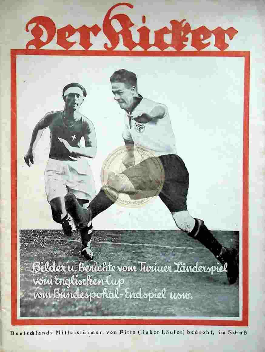1929 April 30. Kicker Nr. 18