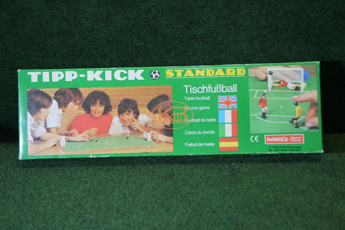 Tipp Kick Standard von Mieg aus den 1970er Jahren