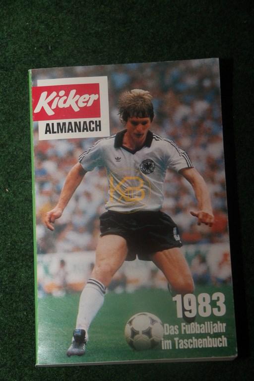 Kicker Almanach 1983