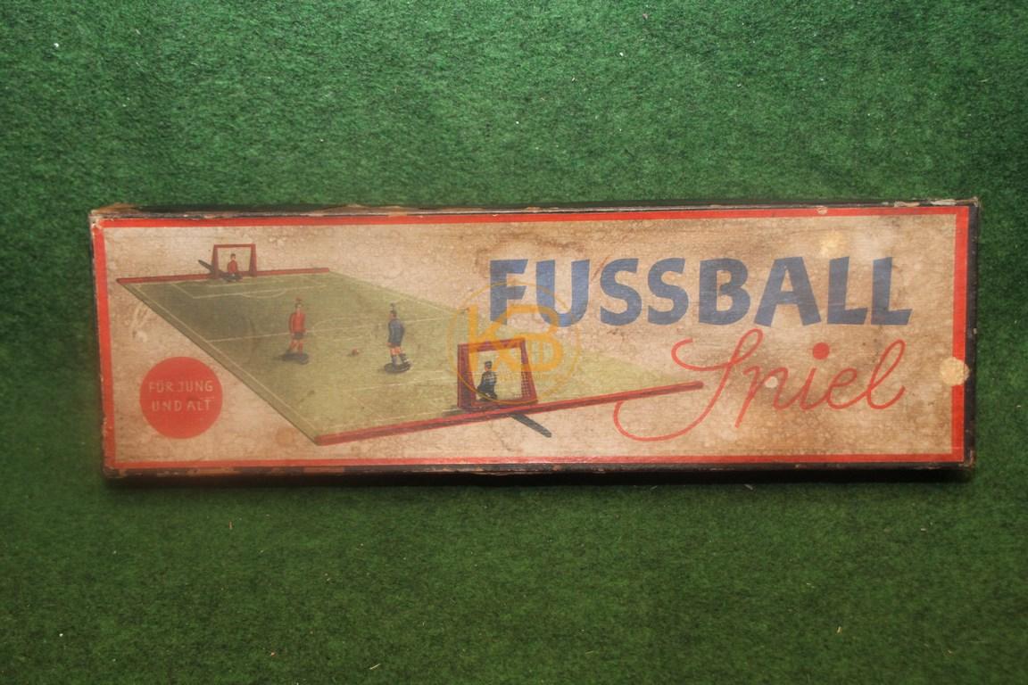 Fussball Spiel Für Jung und Alt von Klahn aus den 1950ern.