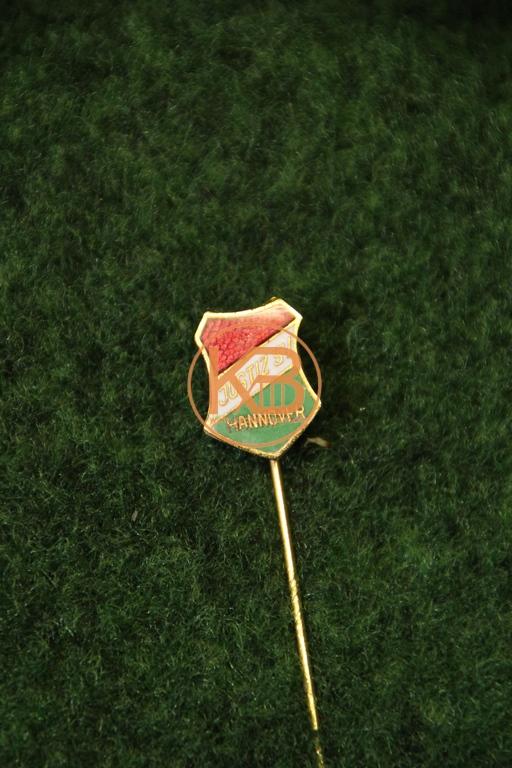 Vereinsnadel von dem Justiz SV Hannover