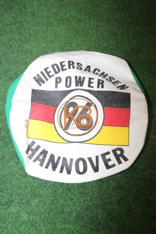 Fan Mütze von Hannover 96 vermutlich aus den 1980ern