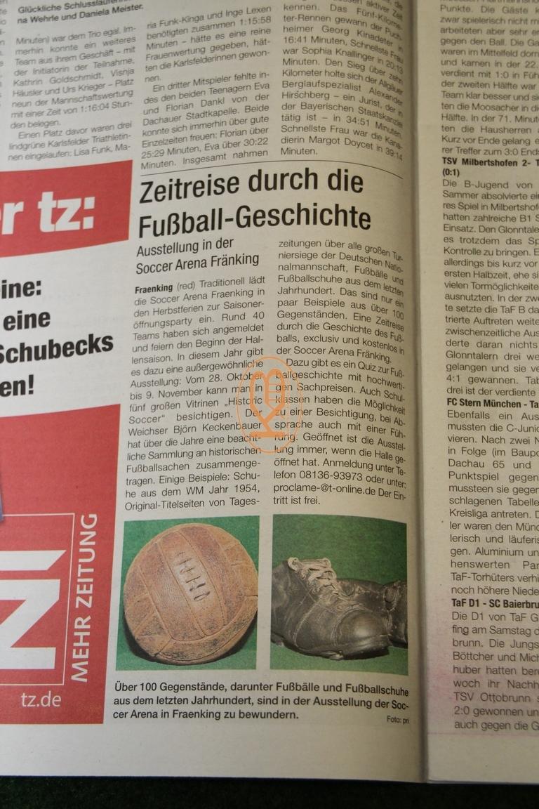 Dachauer Rundschau vom 25.10.2017