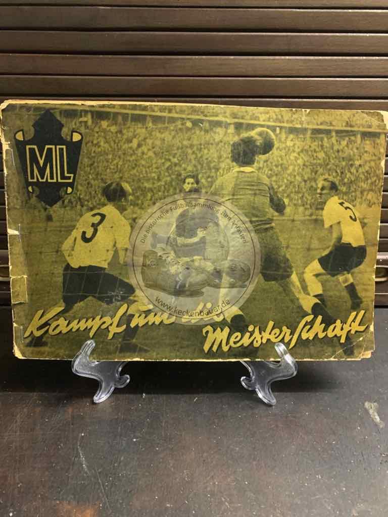 Kampf um die Meisterschaft von Maple Leaf aus dem Jahr 1951