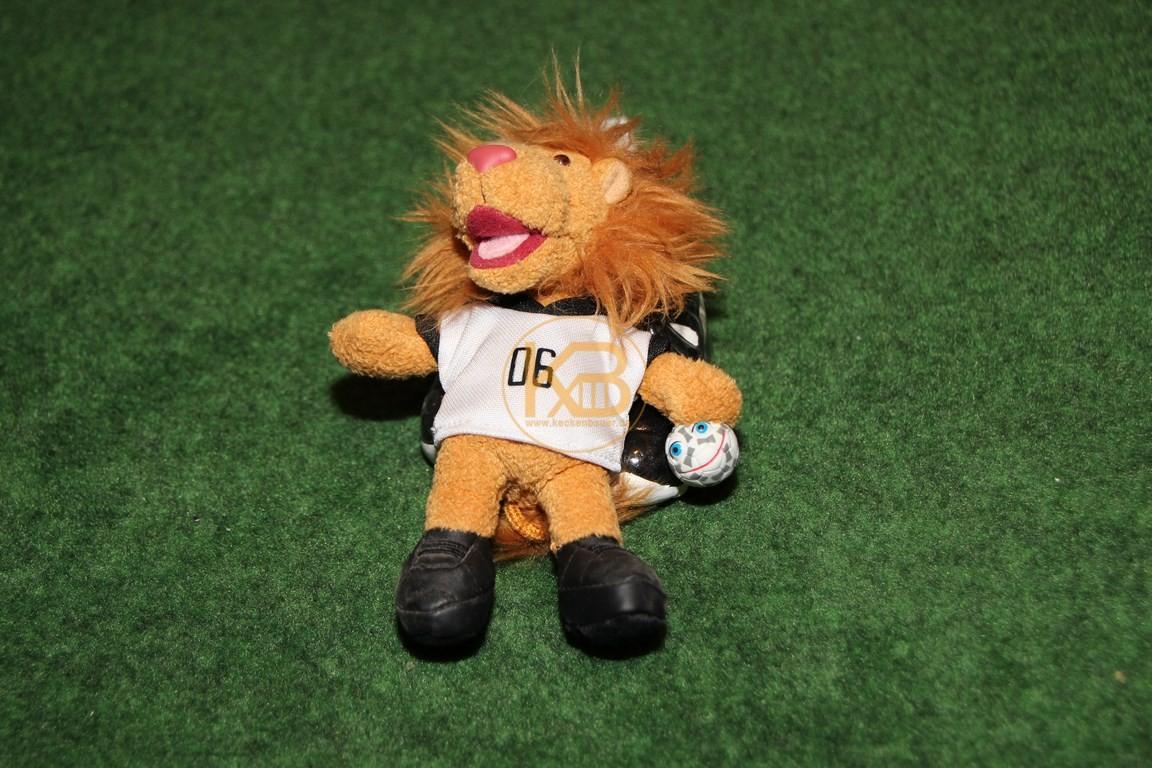 Goleo von der WM 2006 in Deutschland.