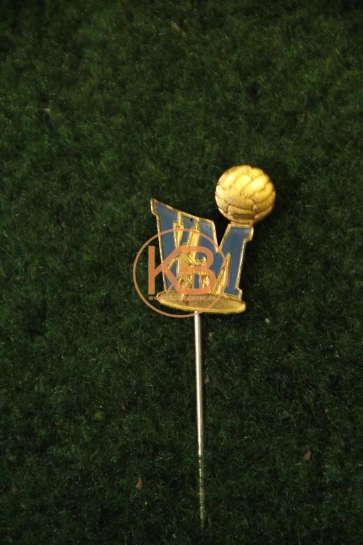 Andenkennadel an die Weltmeisterschaft 1958 in Schweden