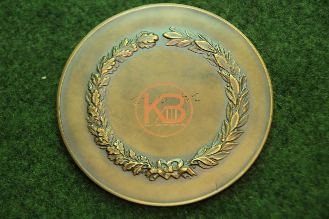 Medaille von Hannover 96 vermutlich von einer Leichtathletikveranstaltung 2/2