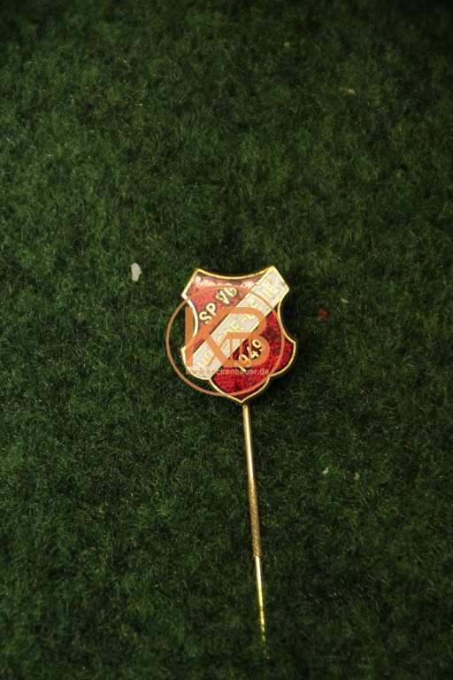 Vereinsnadel von der Spielvereinigung Hopede-Oerie 1949