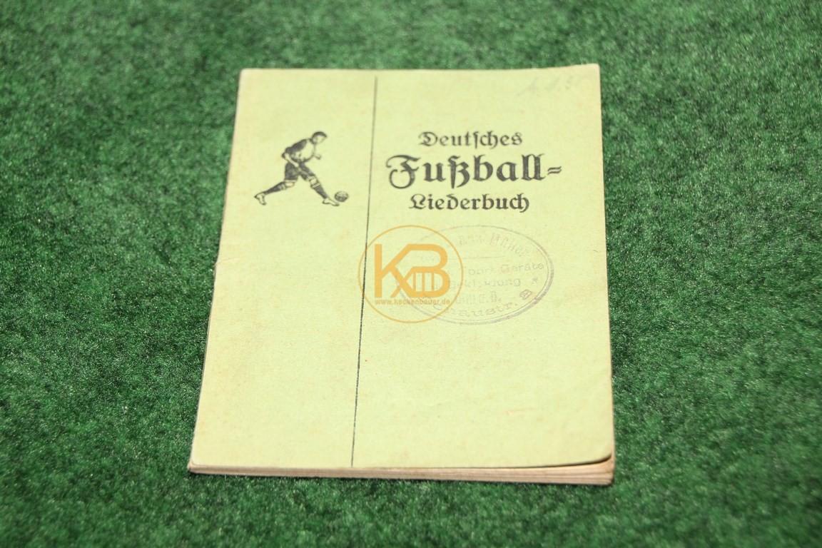 Deutsches Fußball Liederbuch