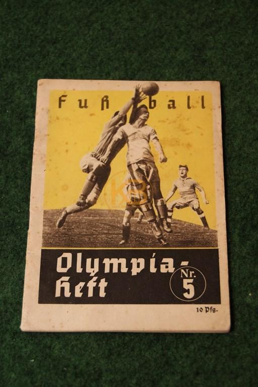Olympiaheft Fußball Nr. 5