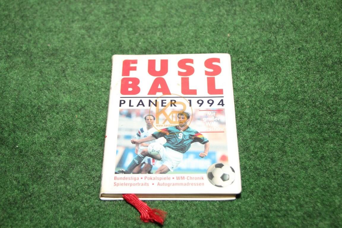 Fußball Planer 1994.