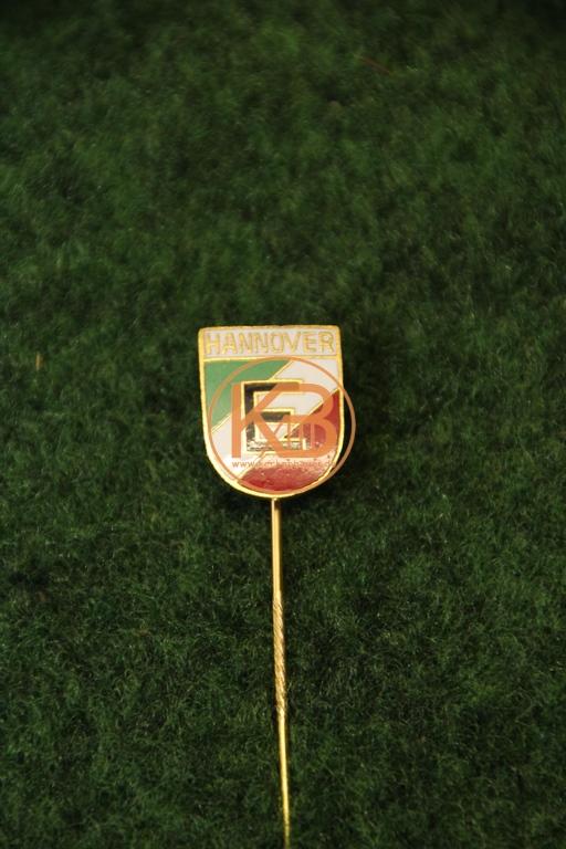 Vereinsnadel vom SV Eintracht Hannover von 1898