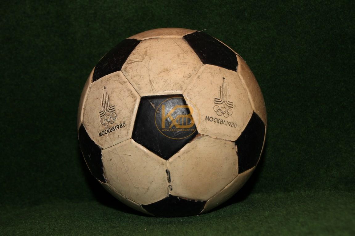 Offizieller Spielball der olympischen Spiele 1980 in Moskau.