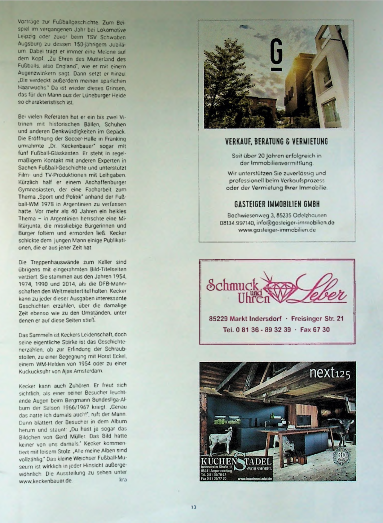 Vis a Vis Ausgabe Nr. 2 September 2020