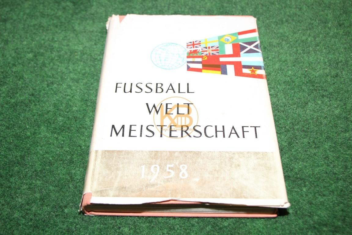 Fußballweltmeisterschaft 1958