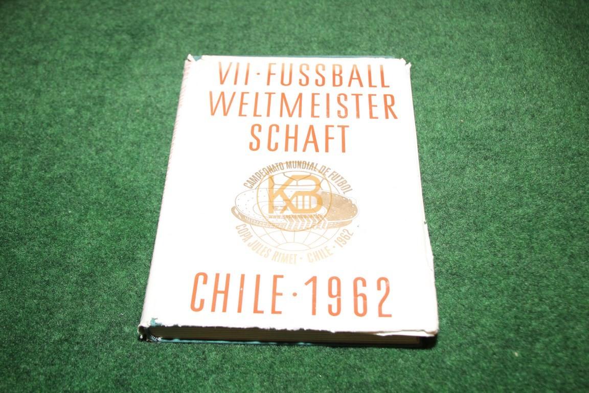 VII Fußball Weltmeisterschaft Chile 1962