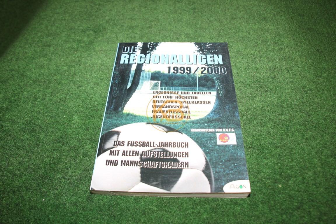 Die Regionalligen 1999/2000 vom Agon Verlag.