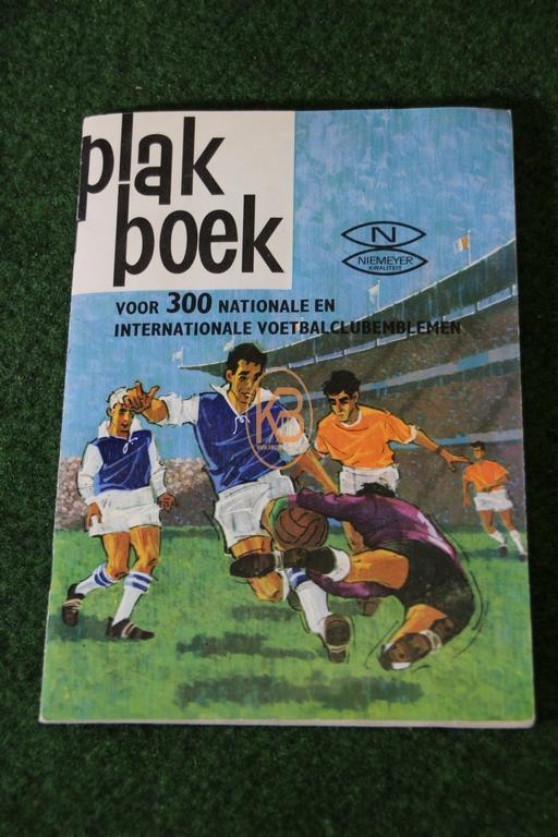 """""""Plakboek"""" von Theodorus Niemeyer N.V. aus dem Jahr 1963 komplett"""