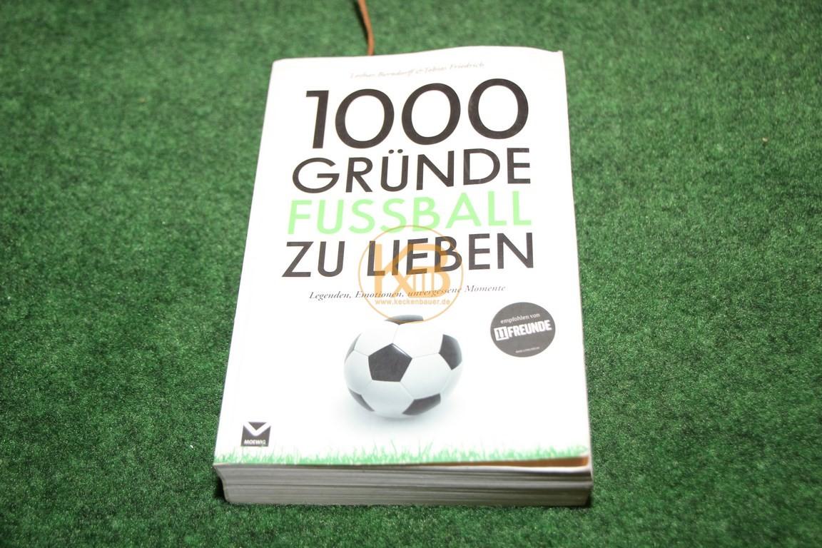 1000 Gründe Fussball zu lieben