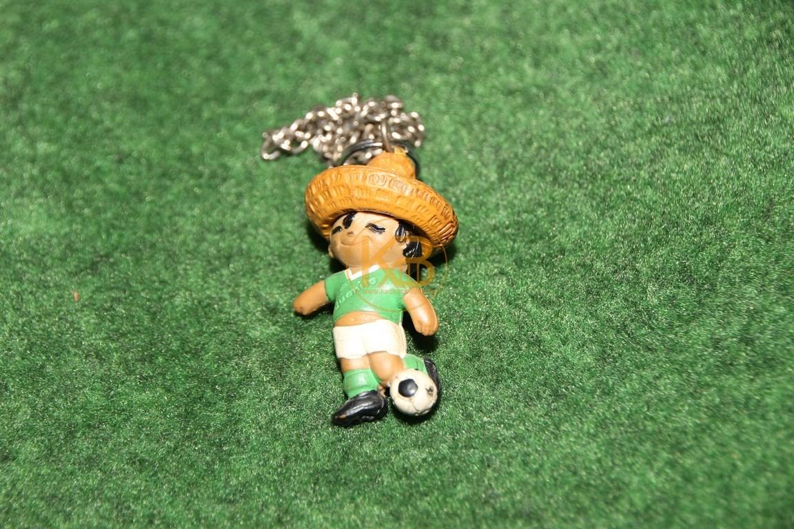 Juanito von der WM 1970 in Mexiko.