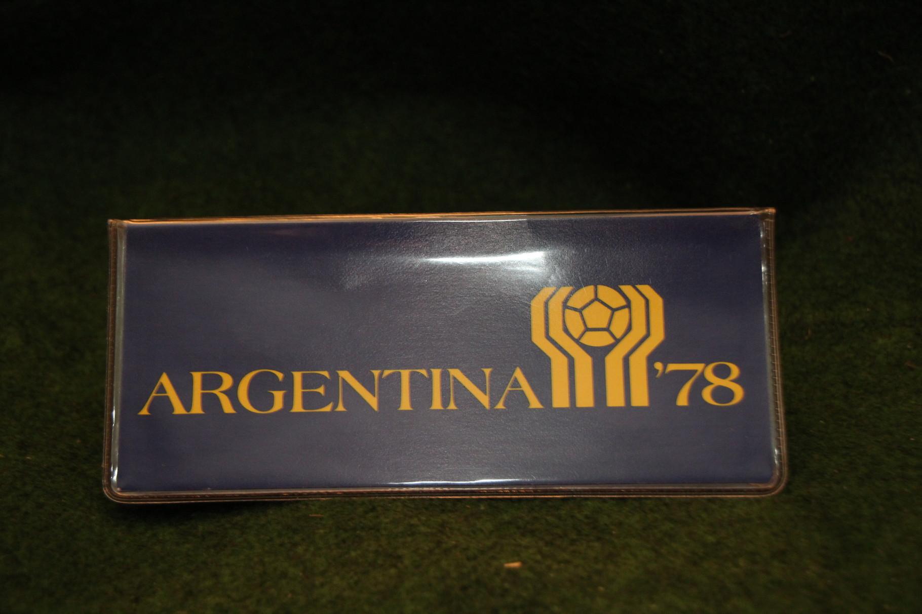 Münzset Pesos der WM 1978 in Argentinien.1/2