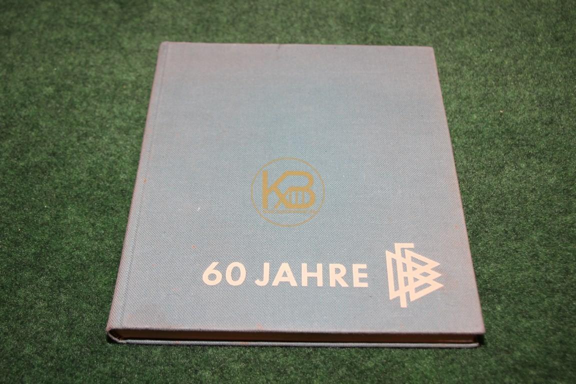 60 Jahre Deutscher Fußball Bund