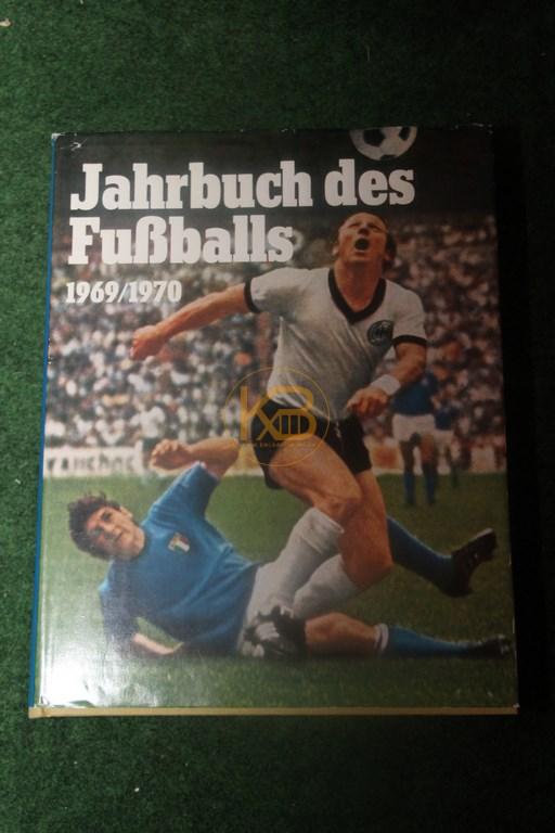 Jahrbuch des Fußballs 1969/1970
